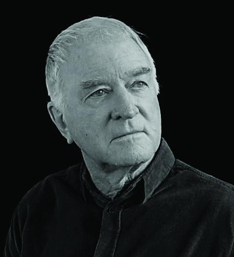 Poet Ross Donlon