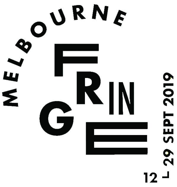 Melbourne Fringe festival 2019 logo