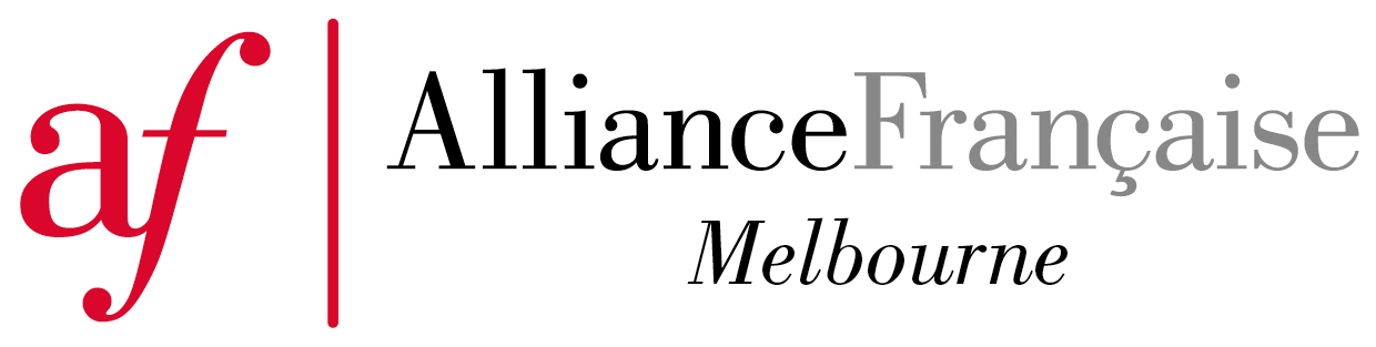 Alliance Française Melbourne logo