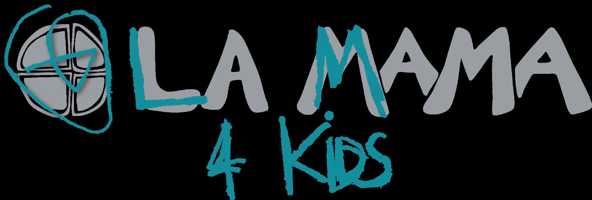 La Mama for kids logo