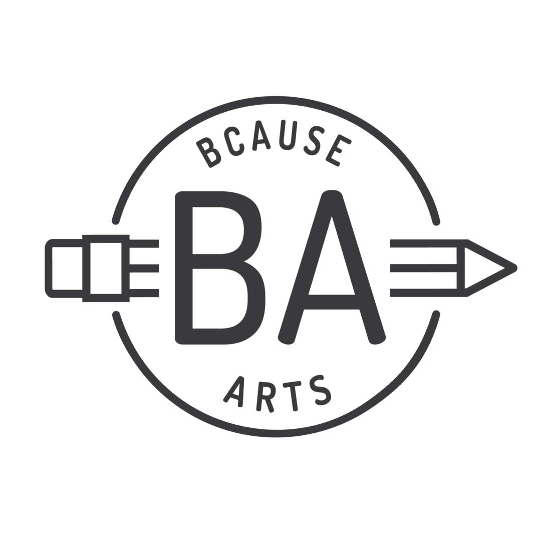 BCauseArts logo