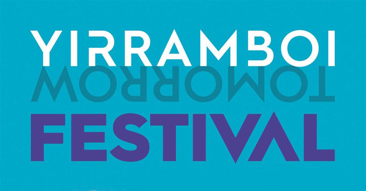 Yirramboi Festival logo